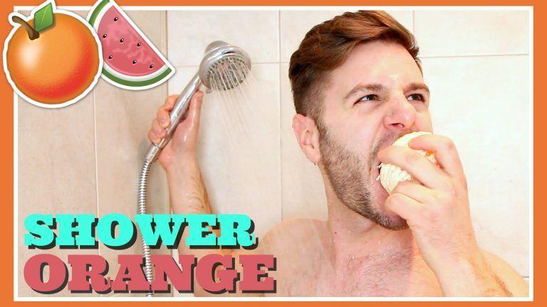 Shower Orange avec PL Cloutier